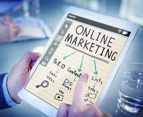 tablet met affiliate marketing