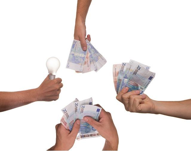 Geld betalen voor een Idee is een Crowdfunding actie