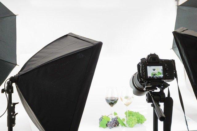 foto maken van een product om een eigen webshop te beginnen