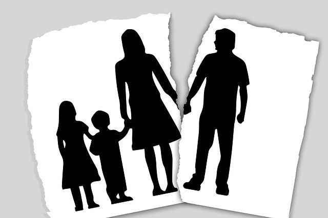De NHG betaald de restschuld bij een echtscheiding