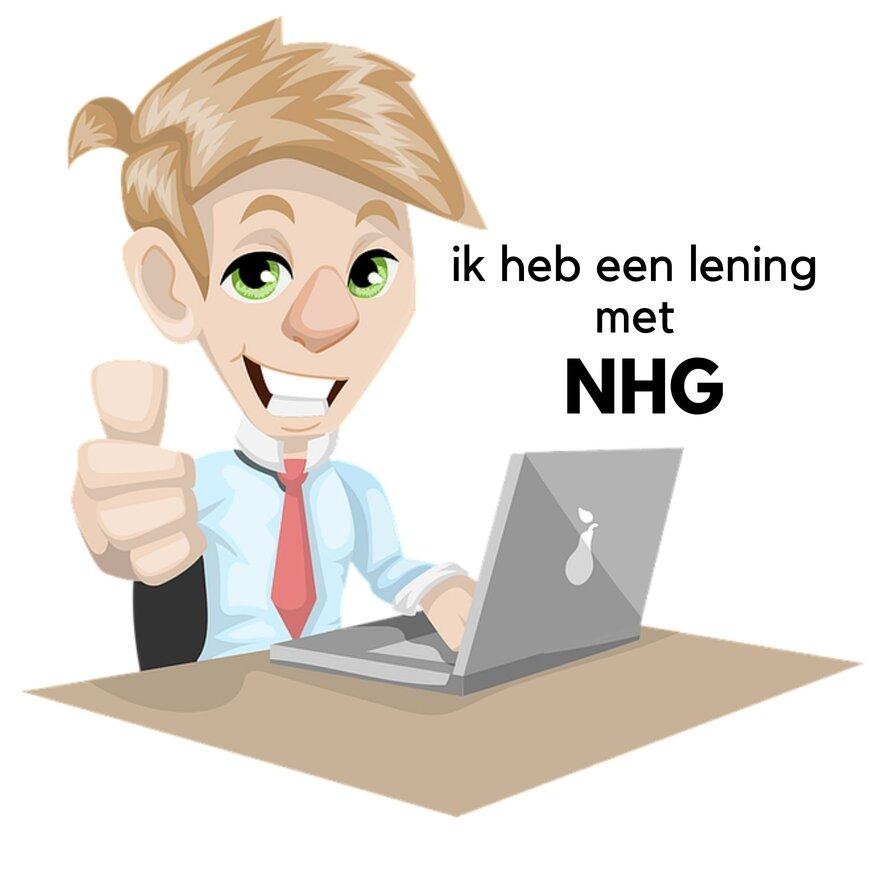 IK heb een lening met nationale hypotheek garantie NHG