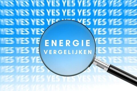 Energie vergelijken bespaart honderden euro's per jaar