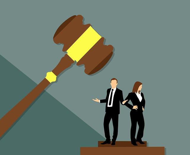 Een scheiding regelen doe je via een advocaat