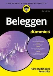 boek beleggen voor dummies