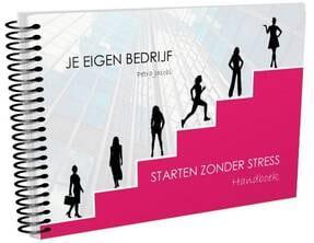 Boek Starten zonder stress