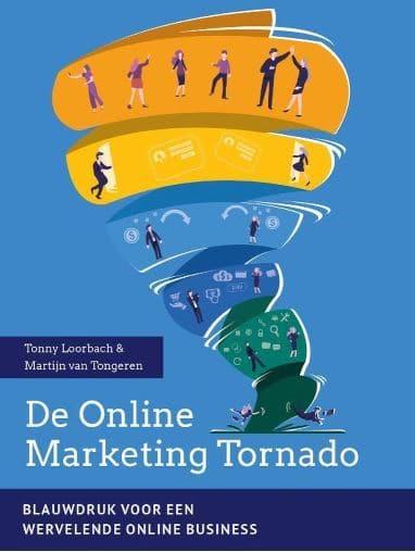 Boek De Online Marketing Tornado