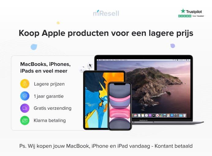 Apple refurbished product